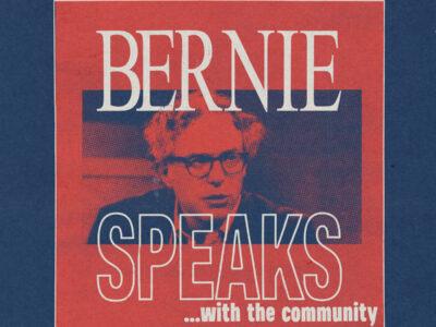 Bandcamp Bernie Speaks
