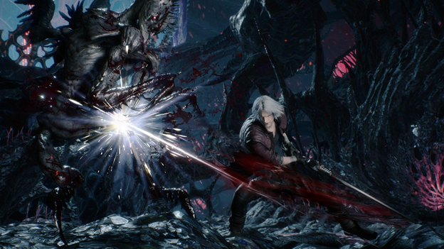 games Devil May Cry 5