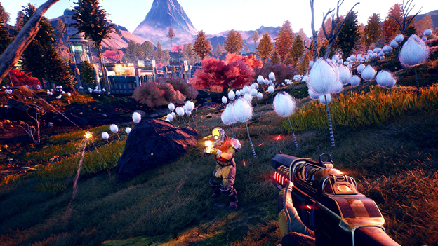 games The Outer Worlds