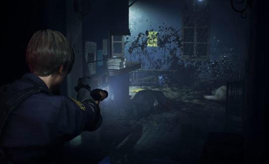 games Resident Evil 2