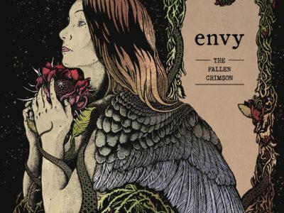 music roundup Fallen Crimson cover