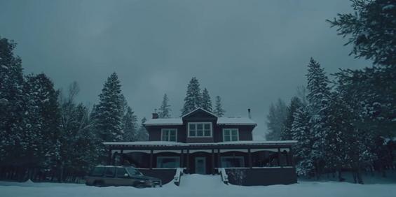 The Lodge cabin