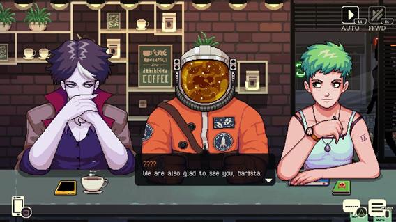 Coffee Talk Neil