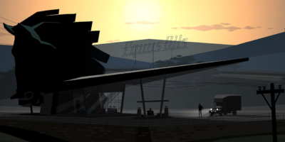 Kentucky Route Zero cover