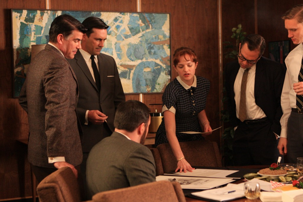 These Trying Times Mad Men