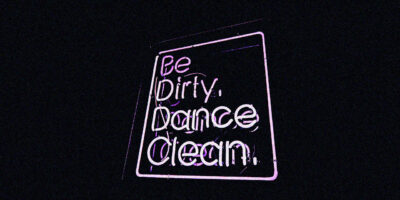 Dance Yourself Clean cover