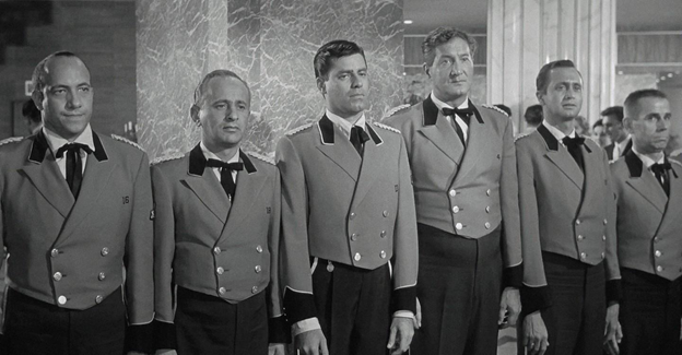 The Bellboy lineup