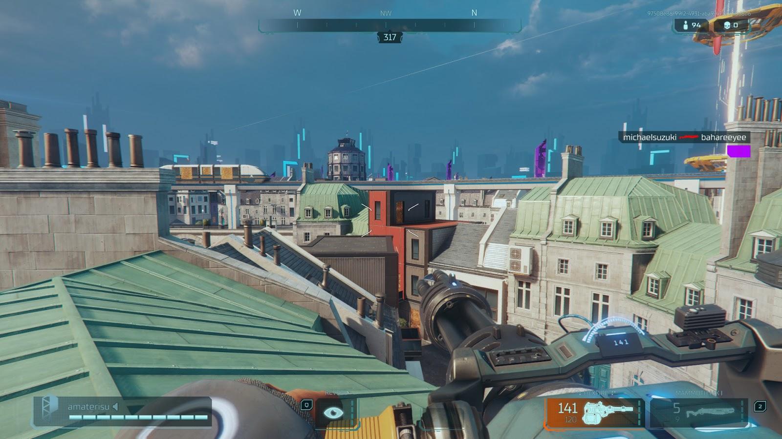 Hyper Space Screenshot