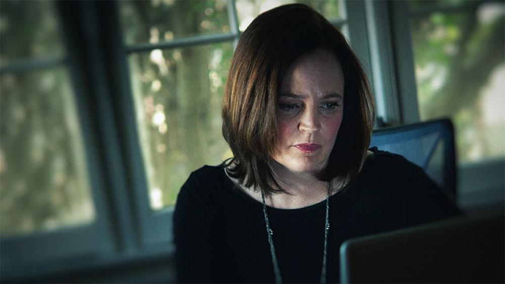 Author Michelle McNamara