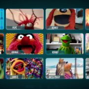 TV roundup muppets cover