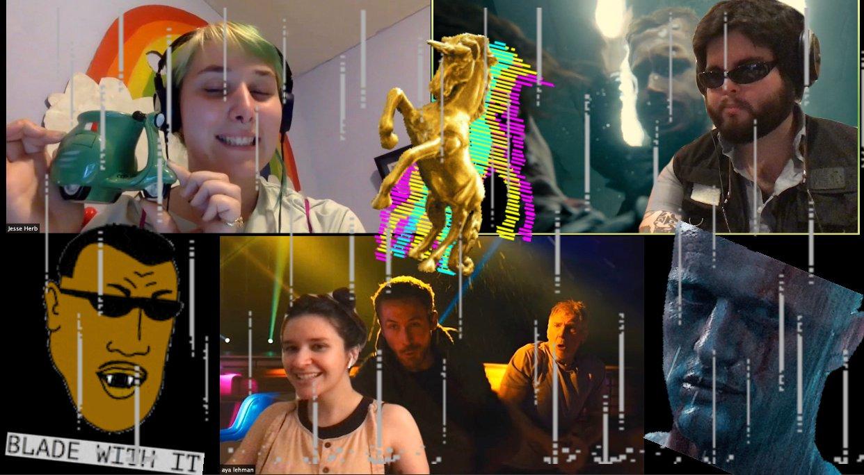 The Gang Discuss Blade Runner