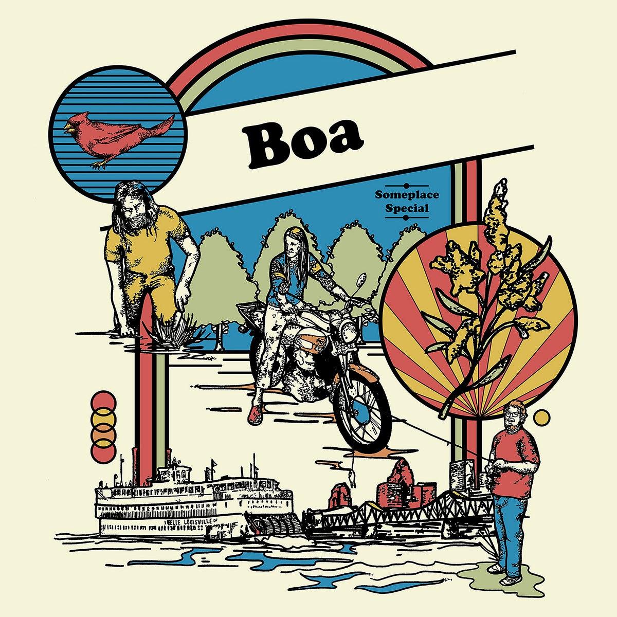 Boa Album Cover