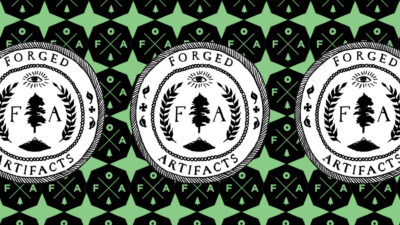 Forged Artifacts logo