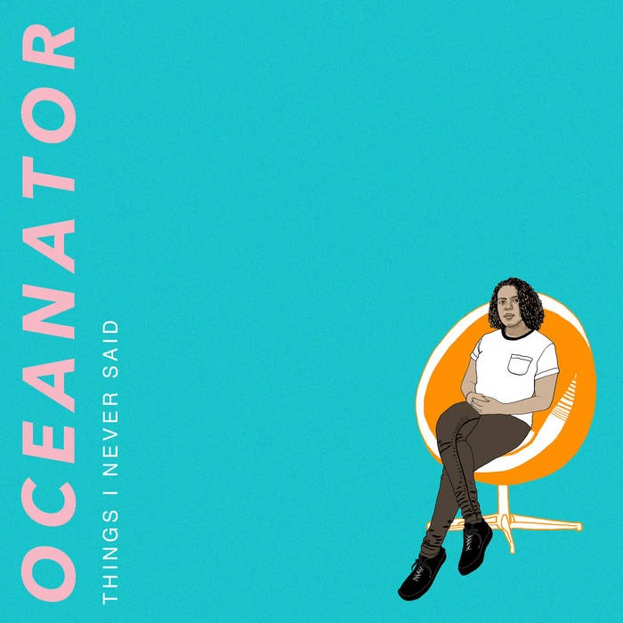 Oceanator Album Cover