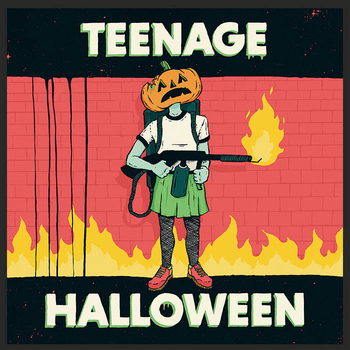 Teenage Halloween Cover