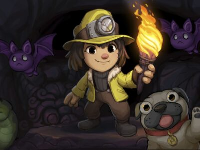 Spelunky 2 Video Game