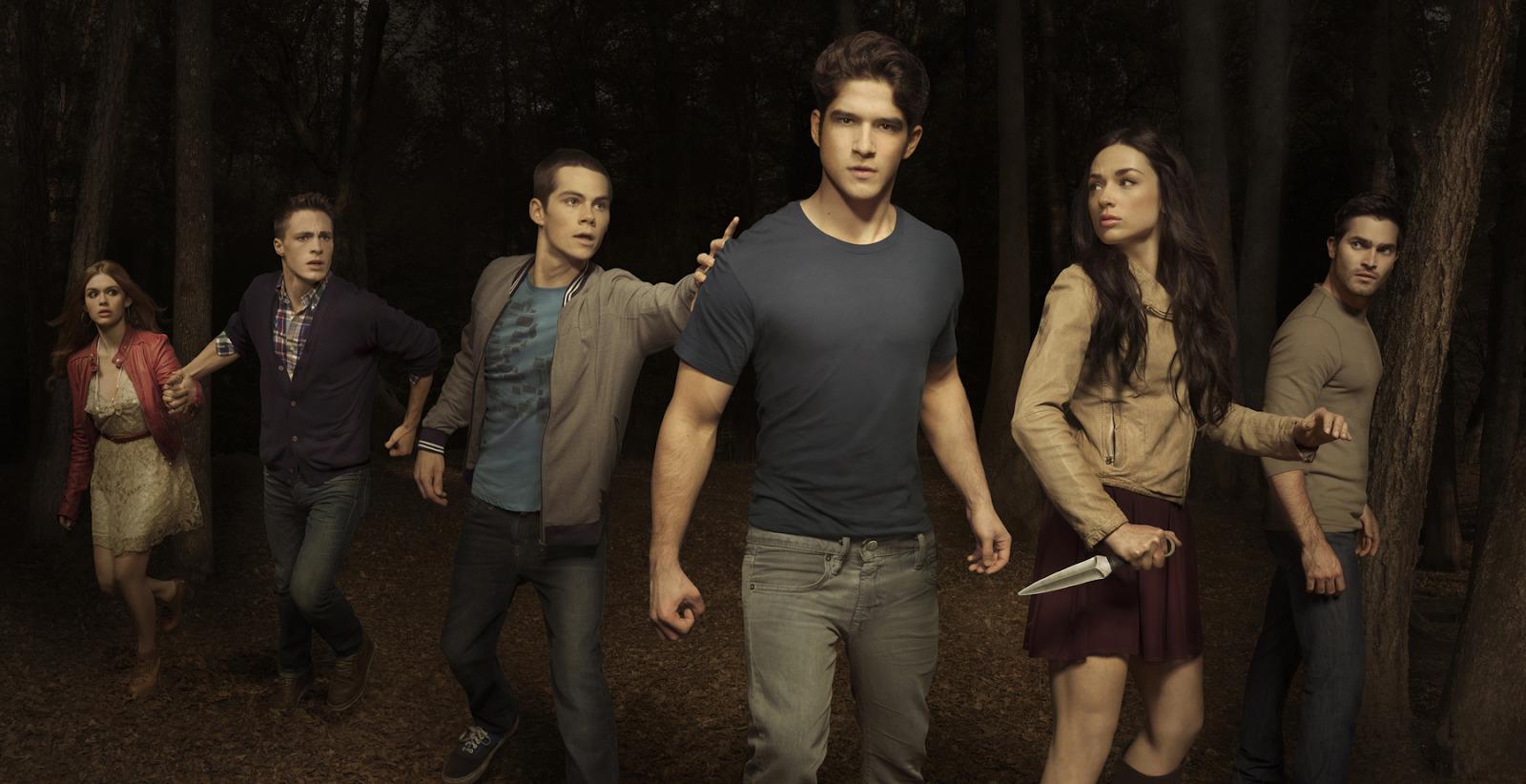 Teen Wolf Werevolves