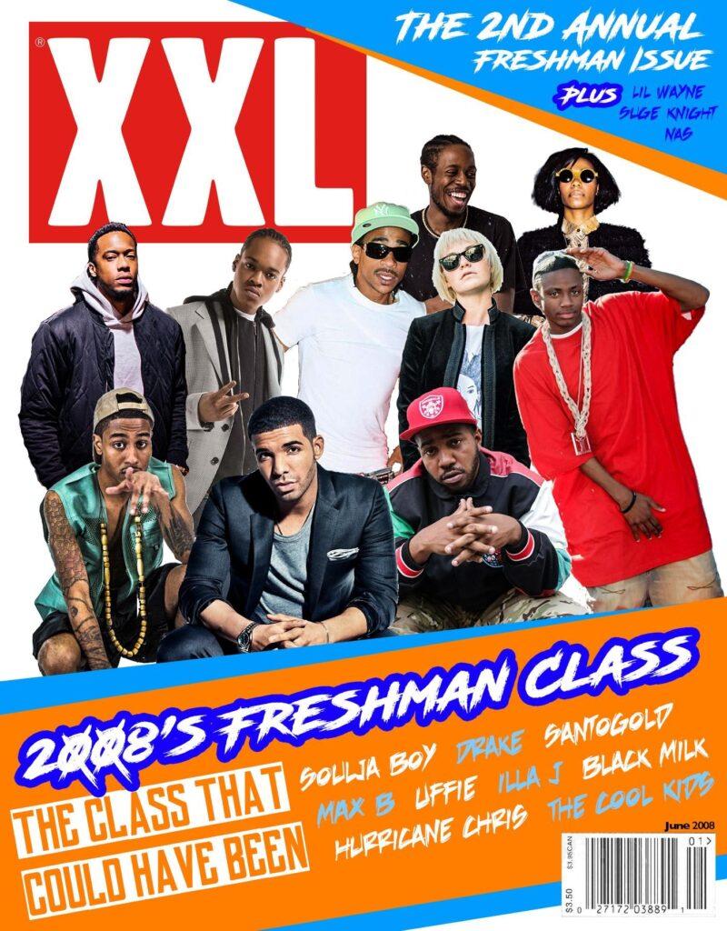 XXL Freshman Class of 2008