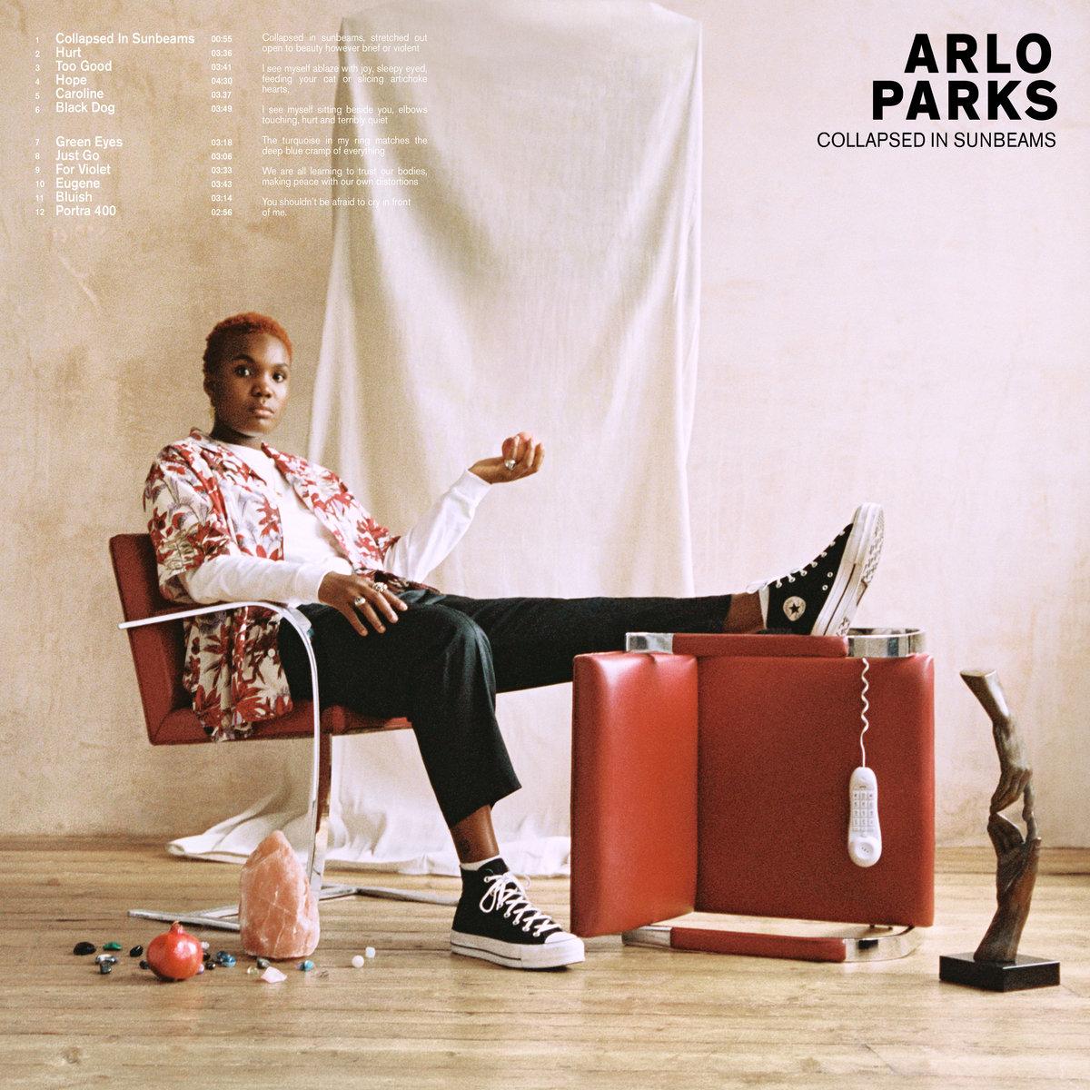 Arlo Parks album