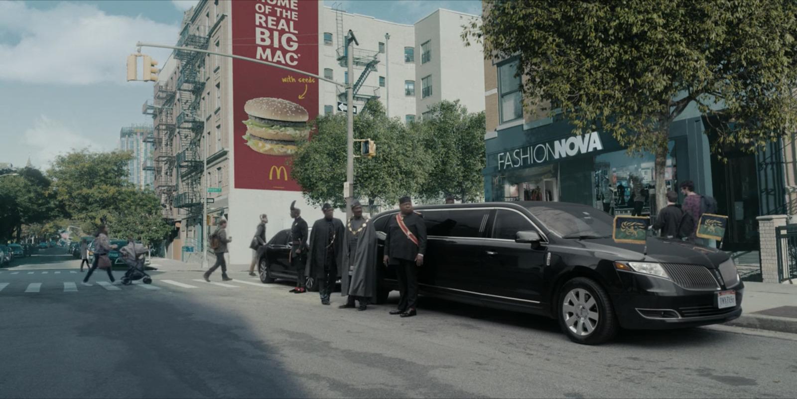 Coming to America Big Mac