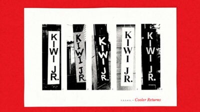 Kiwi Jr Cooler Returns cover