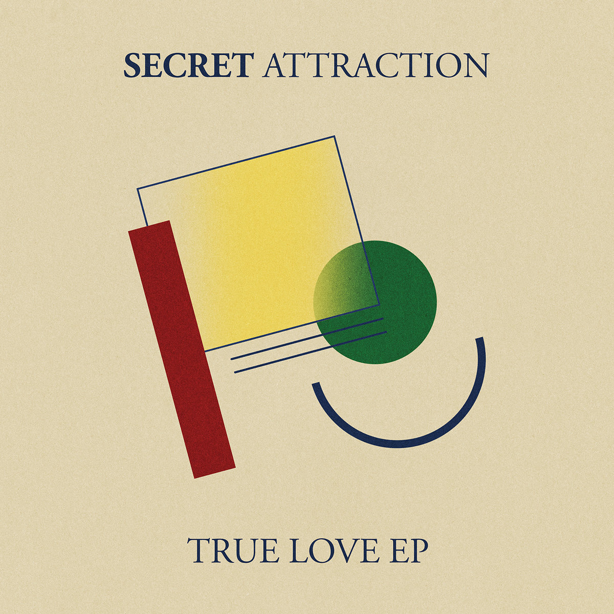 Secret Attraction EP Cover