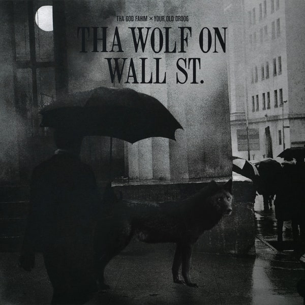 The Wolf on Wall St cover