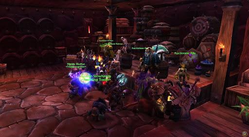World of Warcraft Screenshot