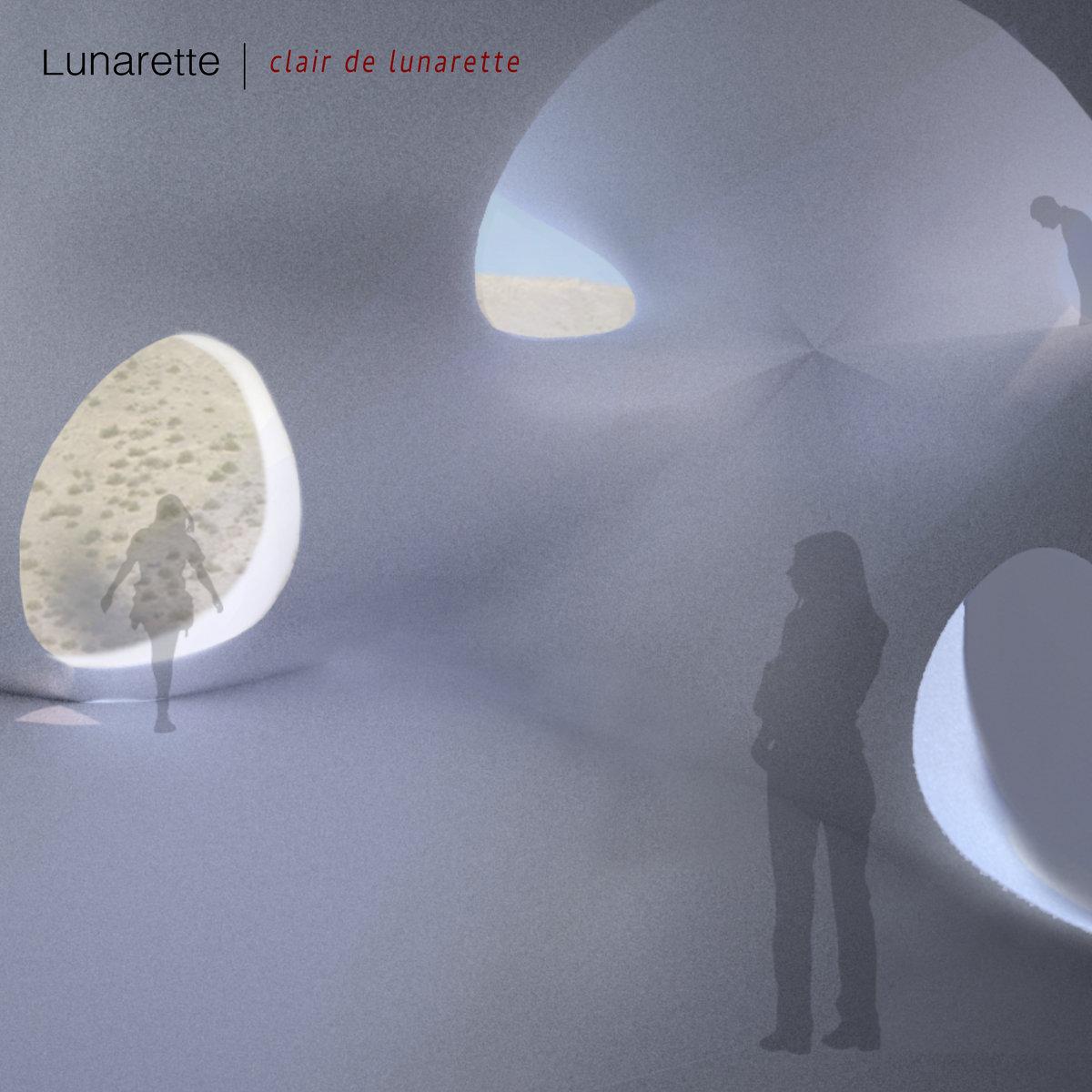 CLAIR DE LUNARETTE cover