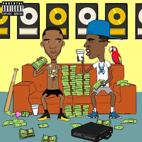 Dum and Dummer 2 album cover