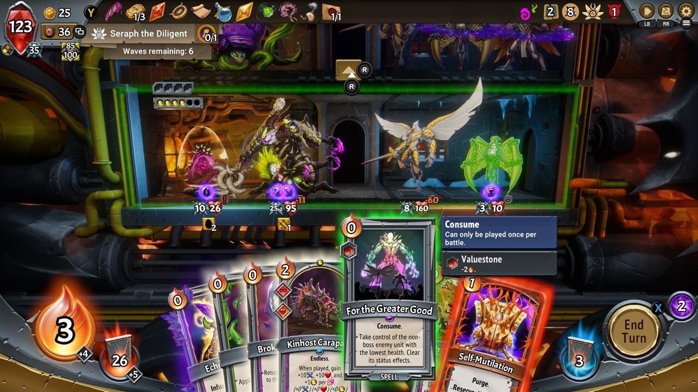 Monster Train: The Last Divinity Screenshot