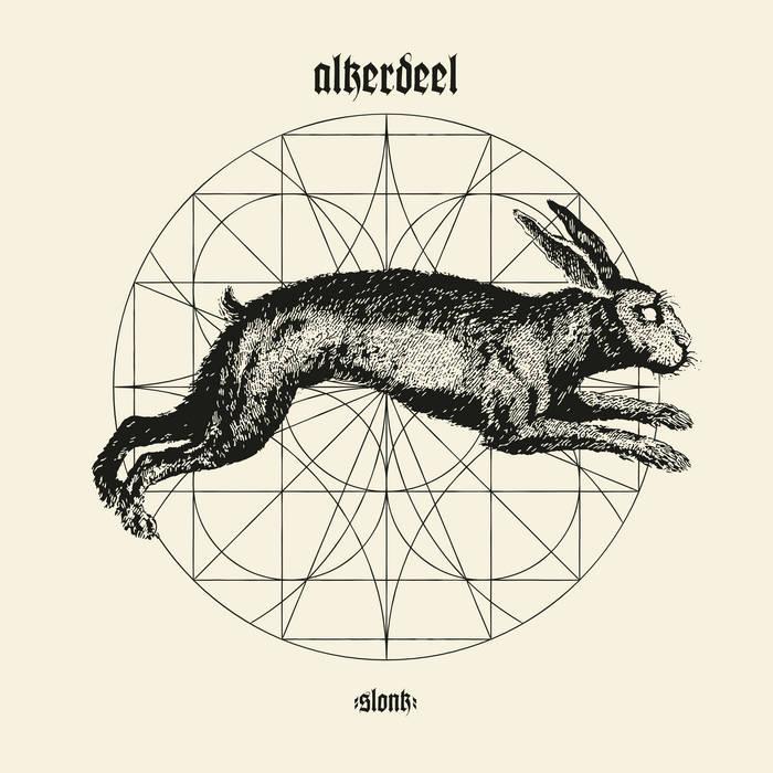 Alkerdeel's SLONK Album Cover