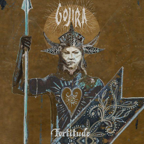 Gojira - FORTITUDE cover