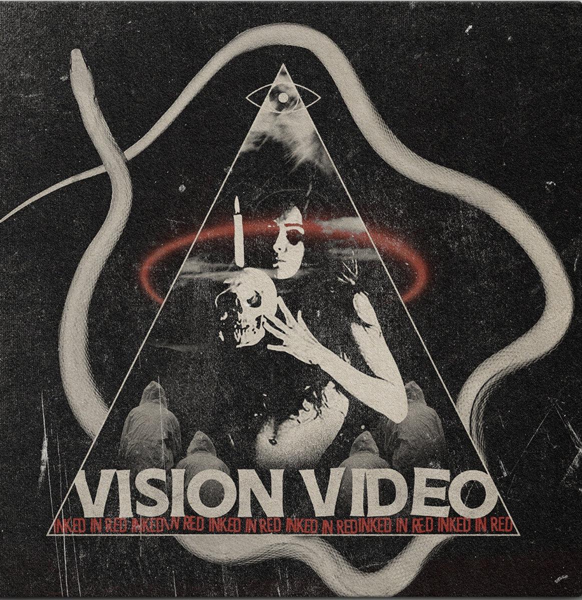 Vision Video Album Cover