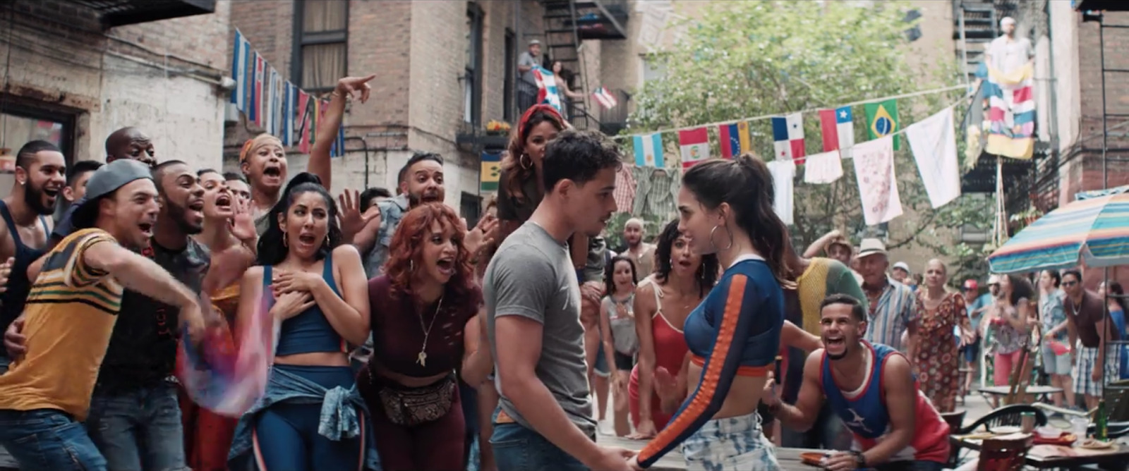 In the Heights movie screenshot