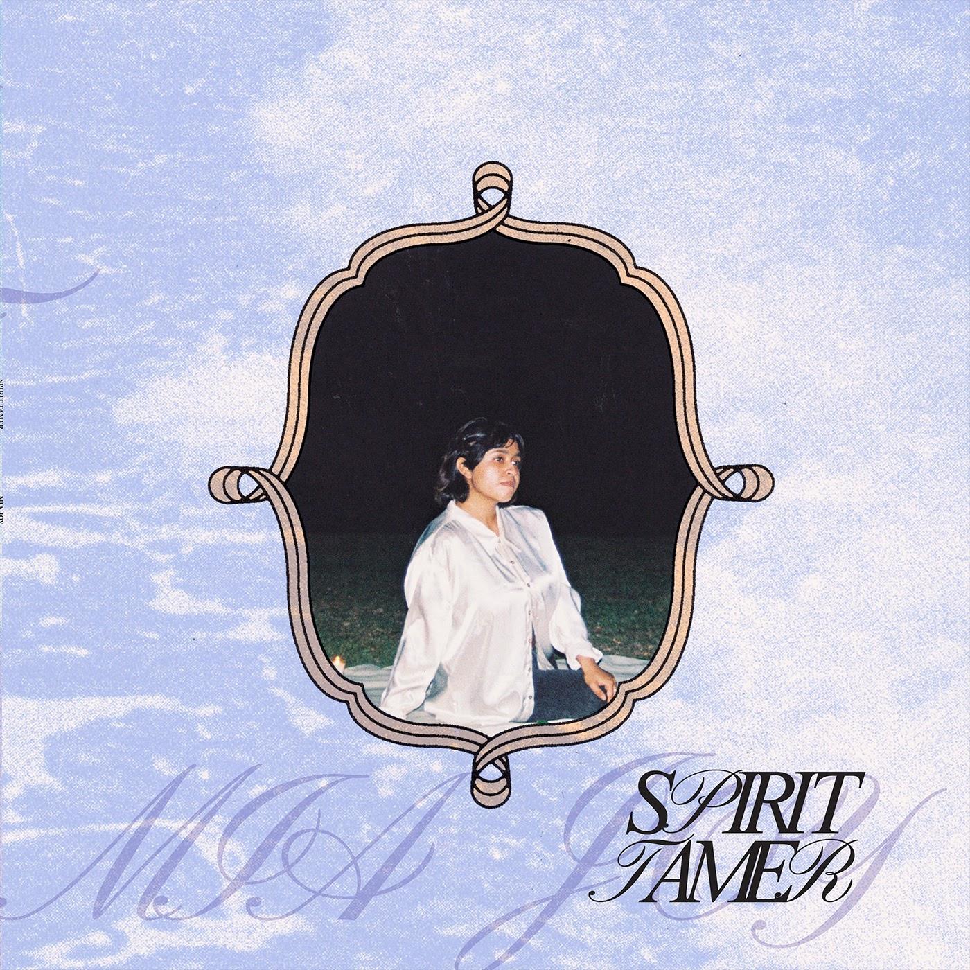 MIA JOY's SPIRIT TAMER COVER