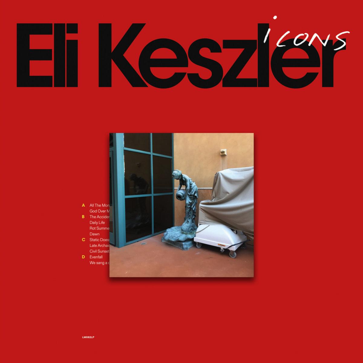 Eli Keszler Cover