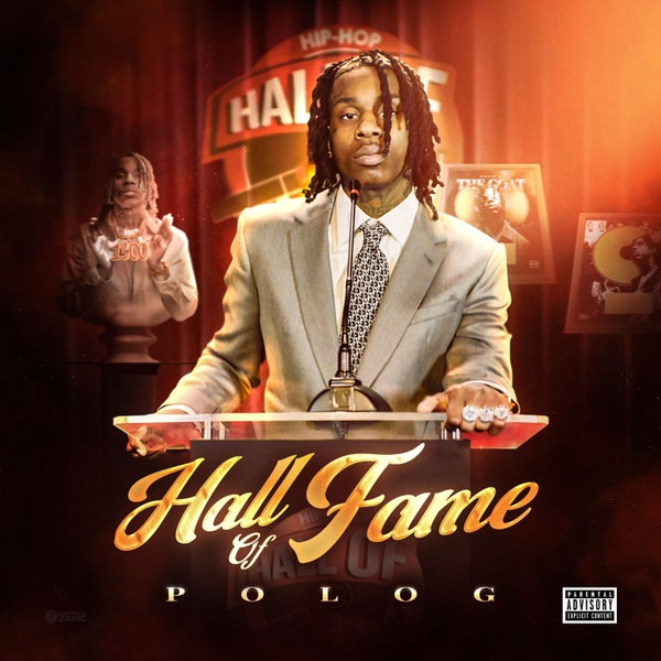 Polo G Hall of Fame Cover