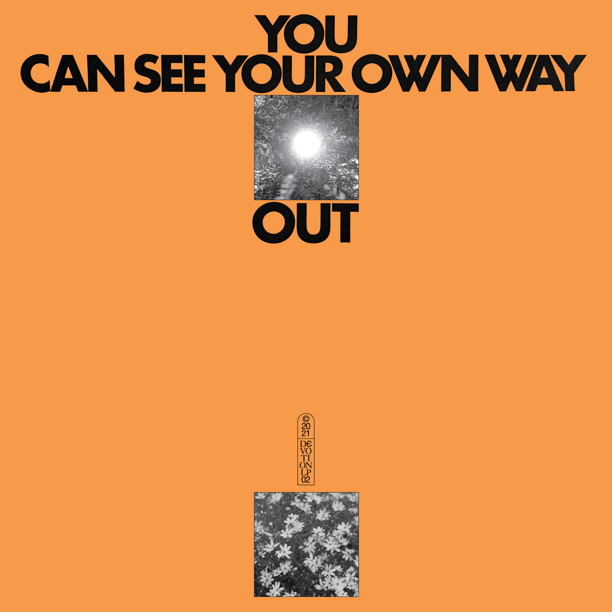 You Can See Your Own Way Out Cover
